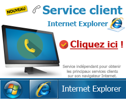 Se connecter sur internet explorer
