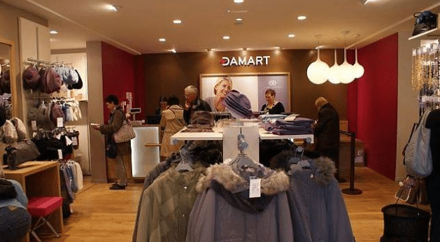 Boutique Damart