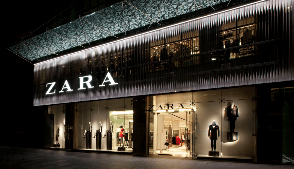 Boutique Zara