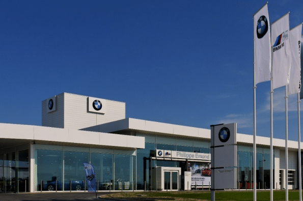 Concession BMW