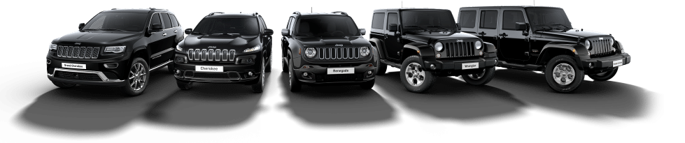 Gamme Jeep