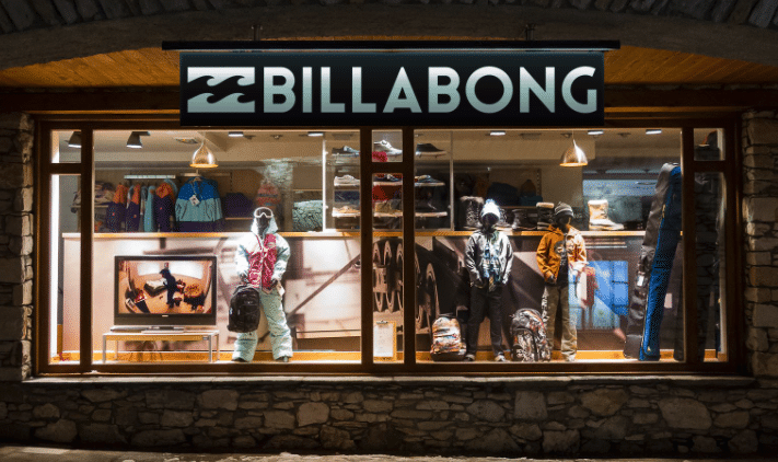 Magasin Billabong
