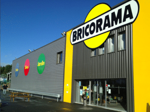 Magasin Bricorama