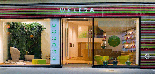 Magasin Weleda