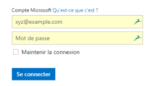 acces-hotmail