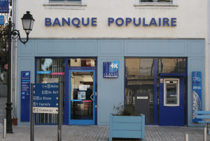 banque populaire contact