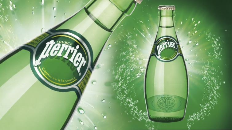 bouteilles-perrier