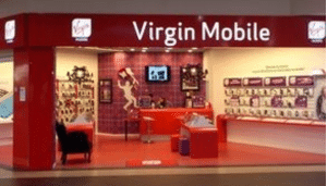 Boutique Virgin Mobile