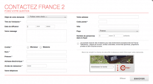 contact france 2