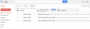 messagerie gmail