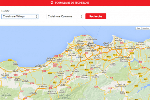 Pour trouver une agence Ooredoo