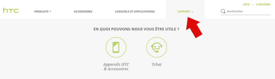 support-HTC
