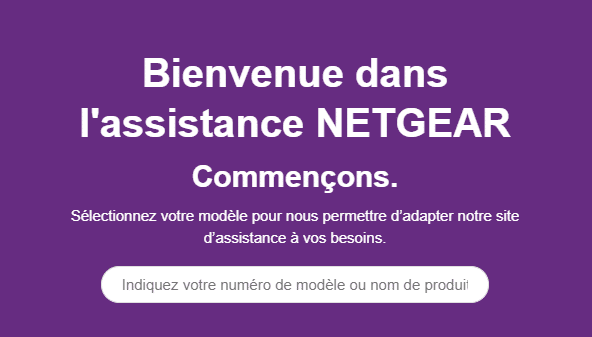 support-netgear