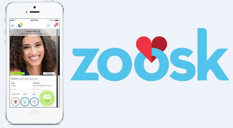 Rencontre facebook zoosk