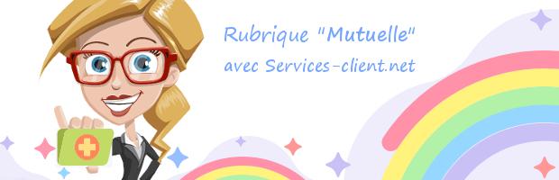 Aide pour contacter un service client Mutuelle