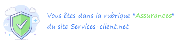 Services clients Assurances