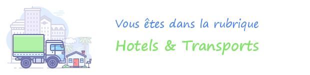 Services clients Hotels et Transports