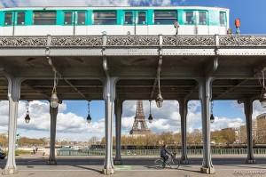 Image du métro de Paris