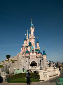 Château de Disneyland Paris