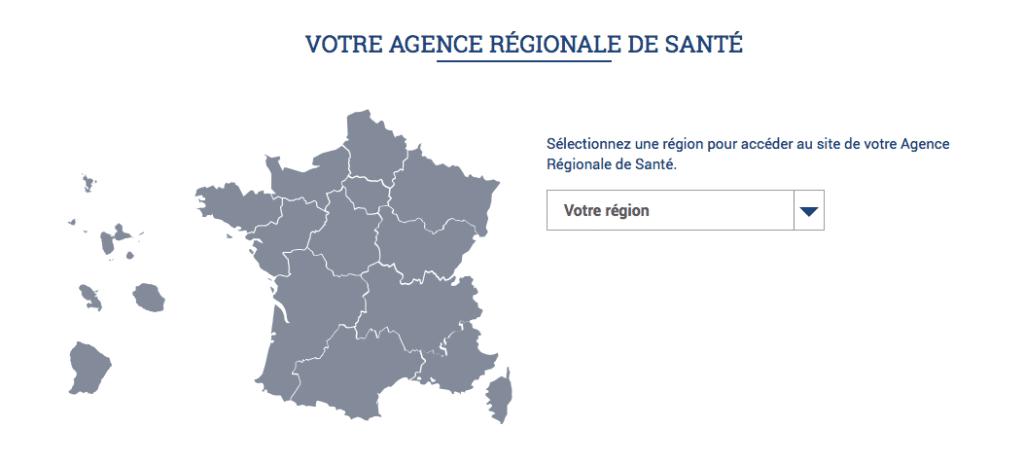 ARS Régions