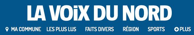 Bandeau web La Voix du Nord