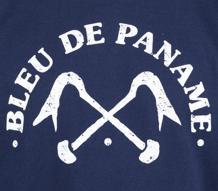 Logo bleu de paname
