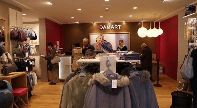 Boutique Damart