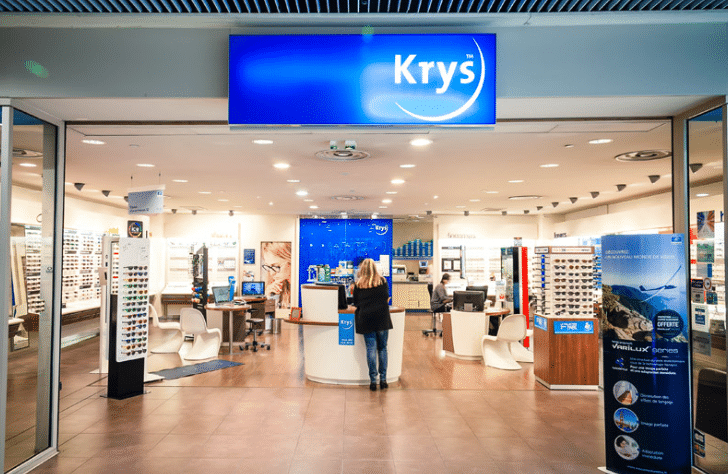 Boutique Krys