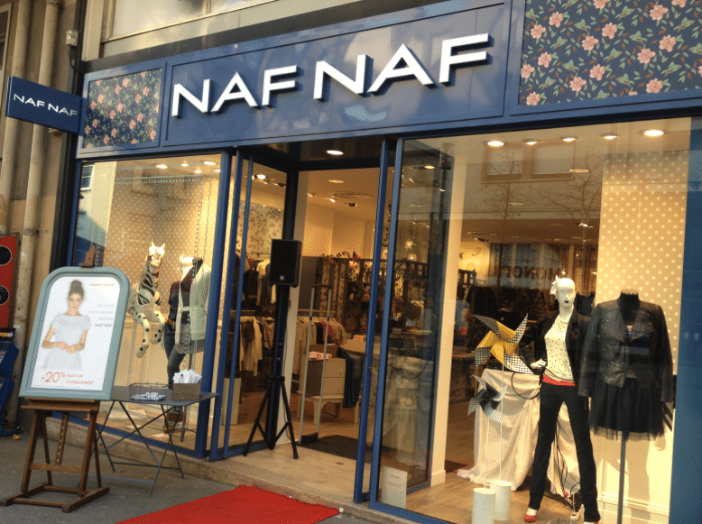 Boutique Naf Naf