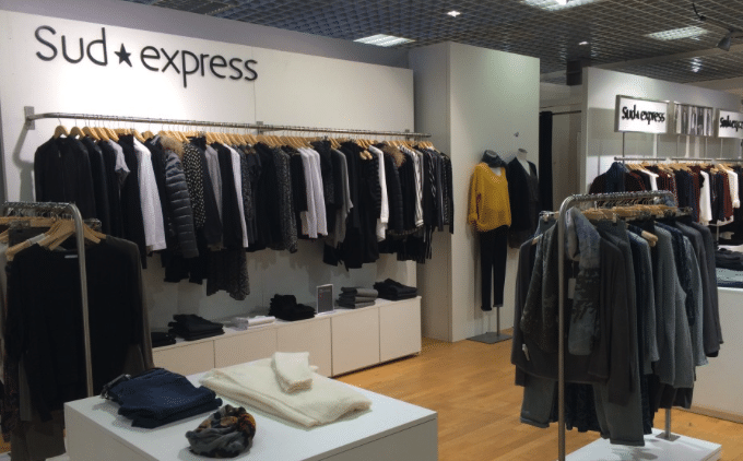 Boutique Sud Express