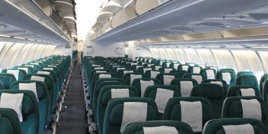 Cabine Aer Lingus