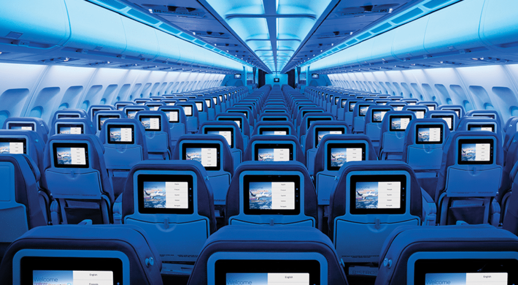 Cabine Air Transat