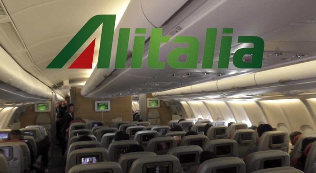 Cabine Alitalia