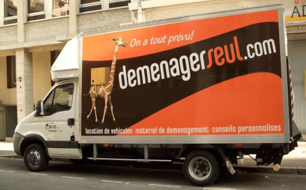 Camion Demenagerseul.com