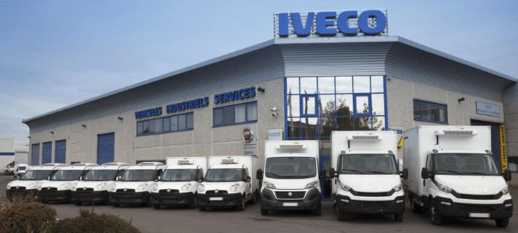 Concession Iveco