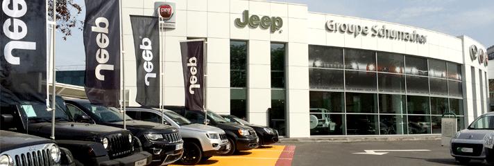Concession Jeep