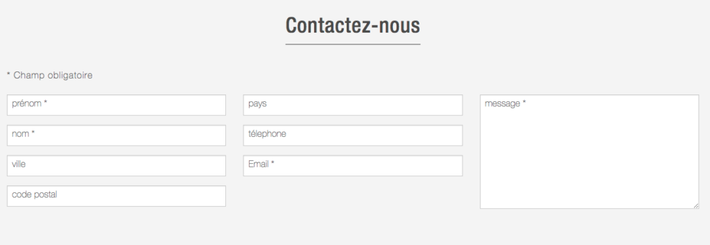 Contact Airlux