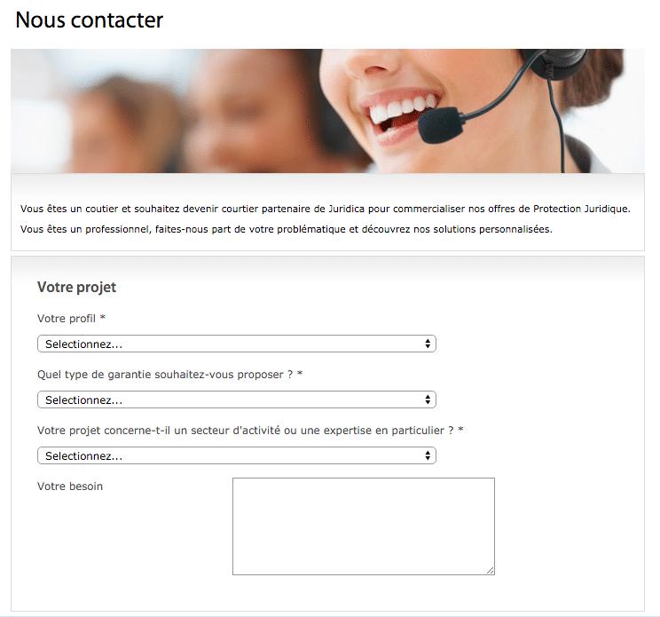 Contact Juridica