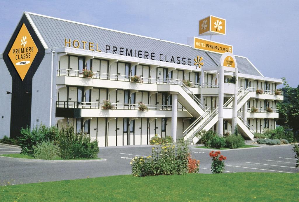 Exemple Hôtel Première Classe
