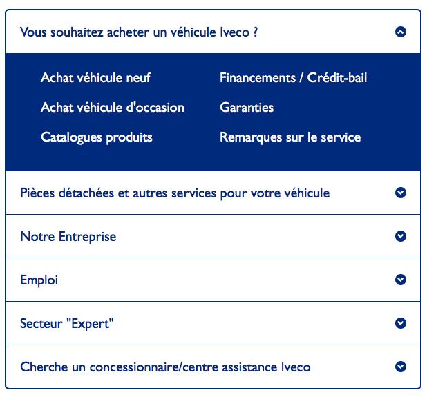FAQ Iveco