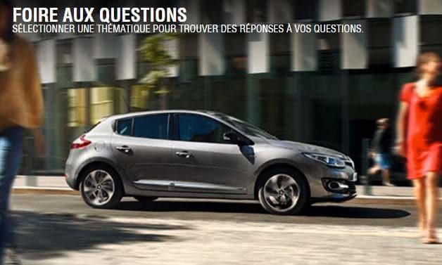 FAQ-Renault