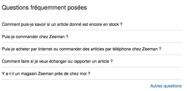 FAQ Zeeman