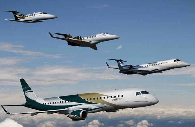 Flotte embraer