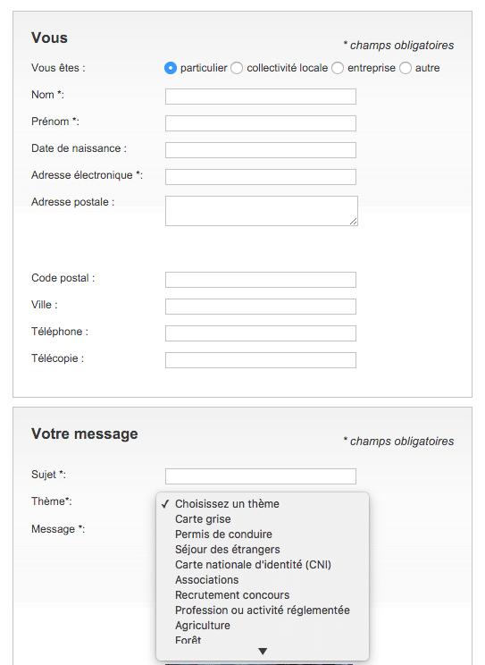 prefecture du rhone rendez vous renouvellement carte de sejour Contacter la Préfecture de Lyon: Téléphone, mail de contact et Adresse
