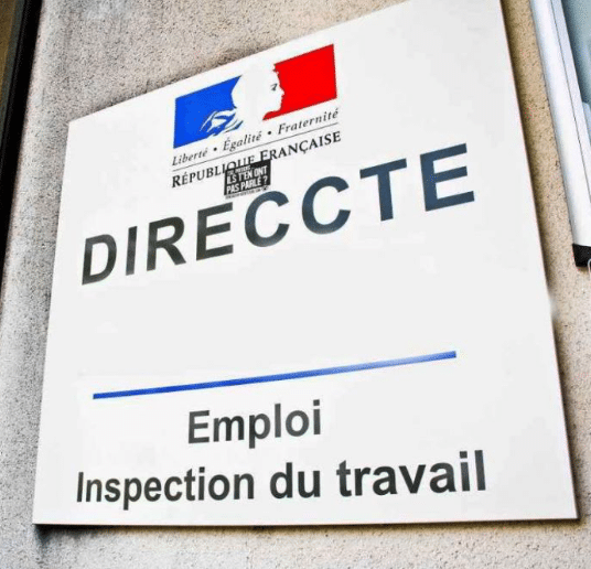 Inspection du travail