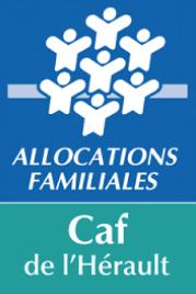 Logo CAF Montpellier