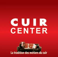 Logo Cuir Center