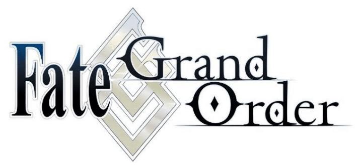 Logo Fate Grand Order