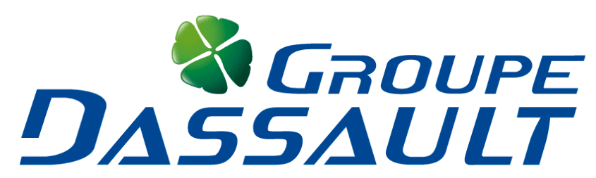 Logo Groupe Dassault