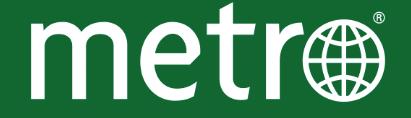 Logo Journal Metro